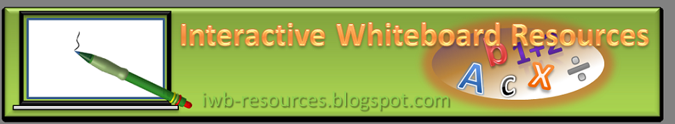 Interactive Whiteboard Resources for Smartboards