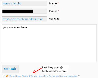 Troubleshooting CommentLuv No Last Blog Posts to Return Error 5