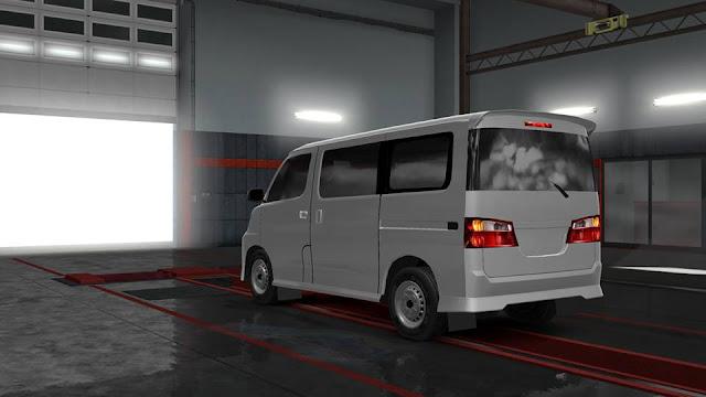 exterior mod mobil ets2 daihatsu luxio & grand max