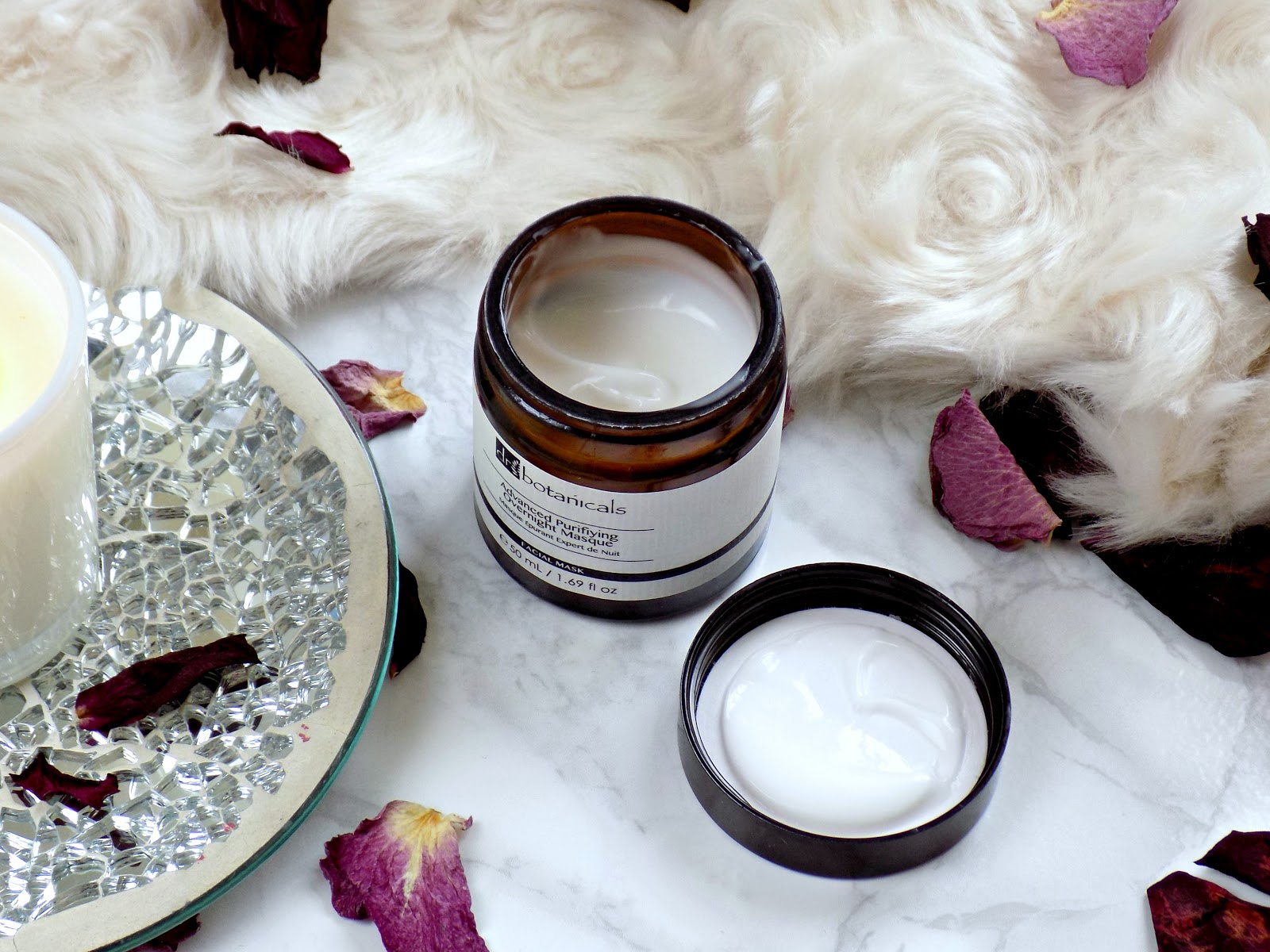 DrBotanicals Advanced Purifying Overnight Mask