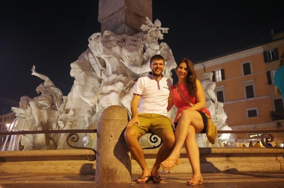 Rome Fountain Italy
