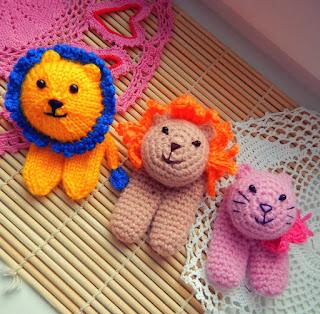 вязаный домик шагающие пальчиковые игрушки спицами схема лев с