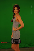 Kriti Sanon & Sushant Singh Rajput Pos During Promotional Interview For Raabta .COM 0002.jpg