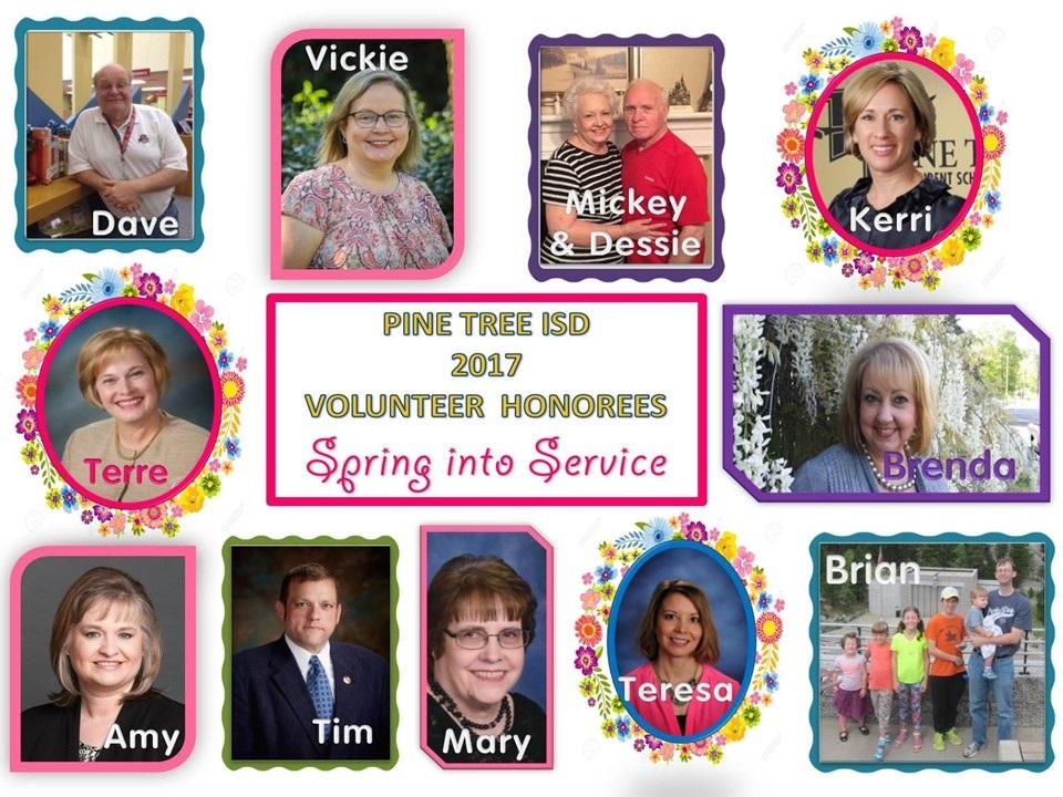 The Pine Tree Post: District News: Pine Tree Volunteers To ...