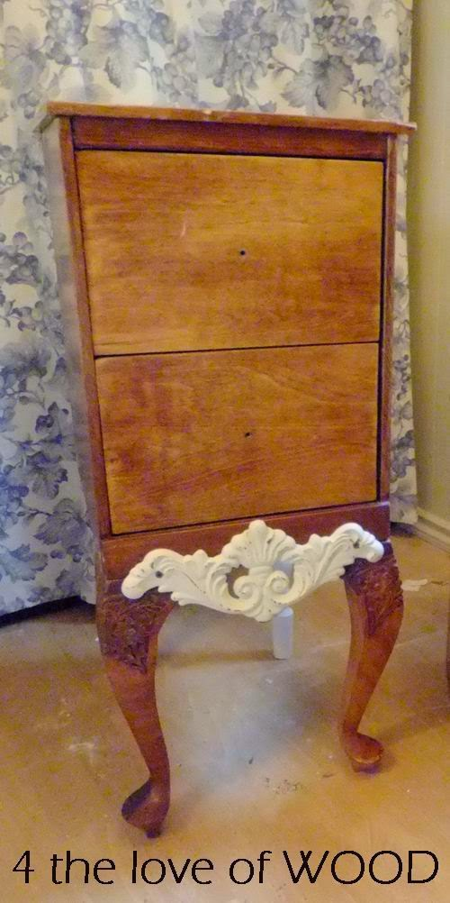 4 The Love Of Wood French Nightstands Made With Plywood