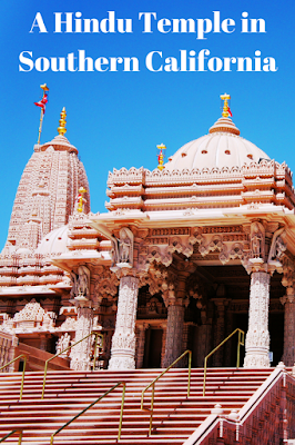 Travel the World: BAPS Shri Swaminarayan Mandir in Chino Hills, Southern California's Hindu temple, is open to visitors wishing to tour the temple.