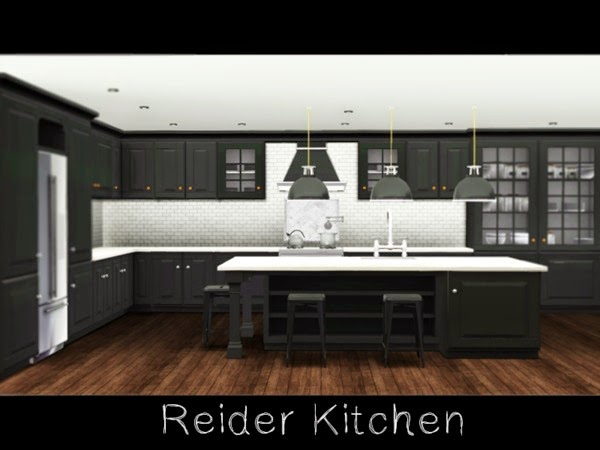 Sims  Kitchen Tiles