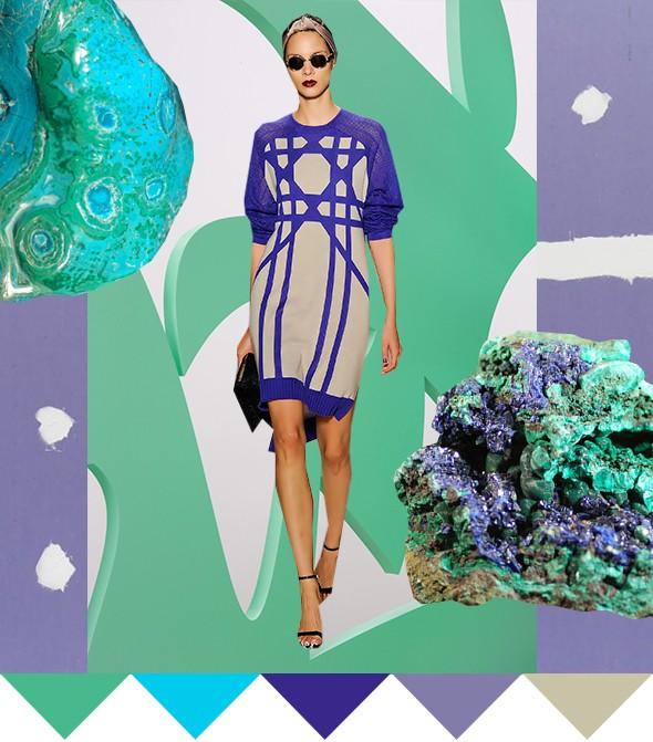 Fashion Vignette Trends Pattern People Print Color
