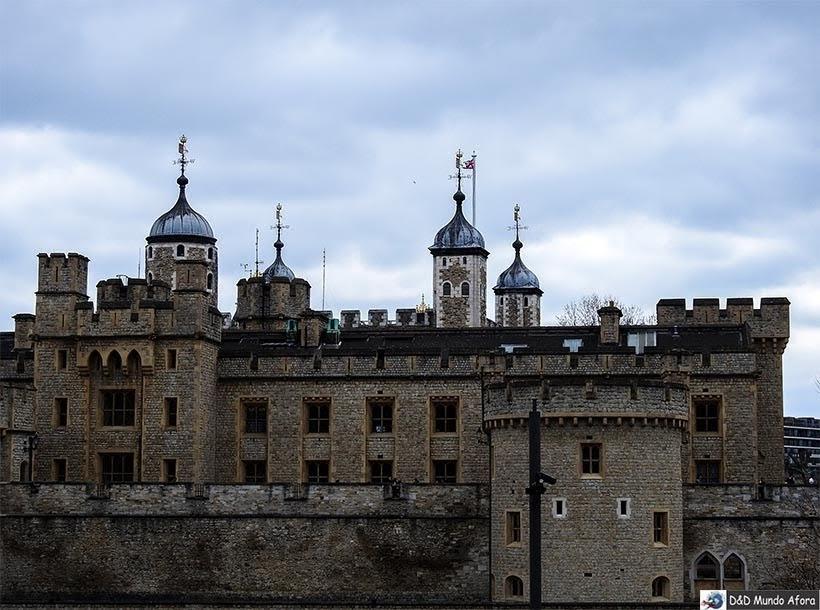 Torre de Londres - O que fazer em Londres: 48 atrações imperdíveis