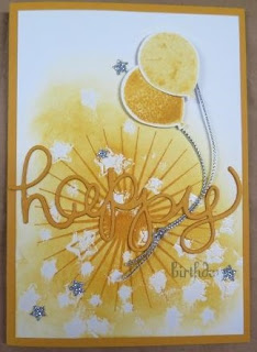 stars mask resist baloon card zena kennedy independent stampin up demonstrator,