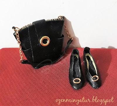 minyatür ayakkabı