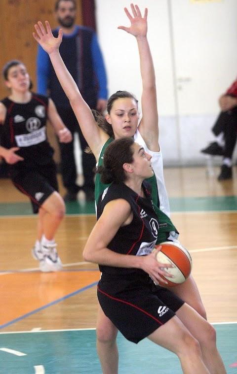 Ρετρό: Φωτορεπορτάζ από τον αγώνα Μέγας Αλέξανδρος-ΔΑΣ Ανω Λιοσίων για την Α1 γυναικών την περίοδο 2005-2006