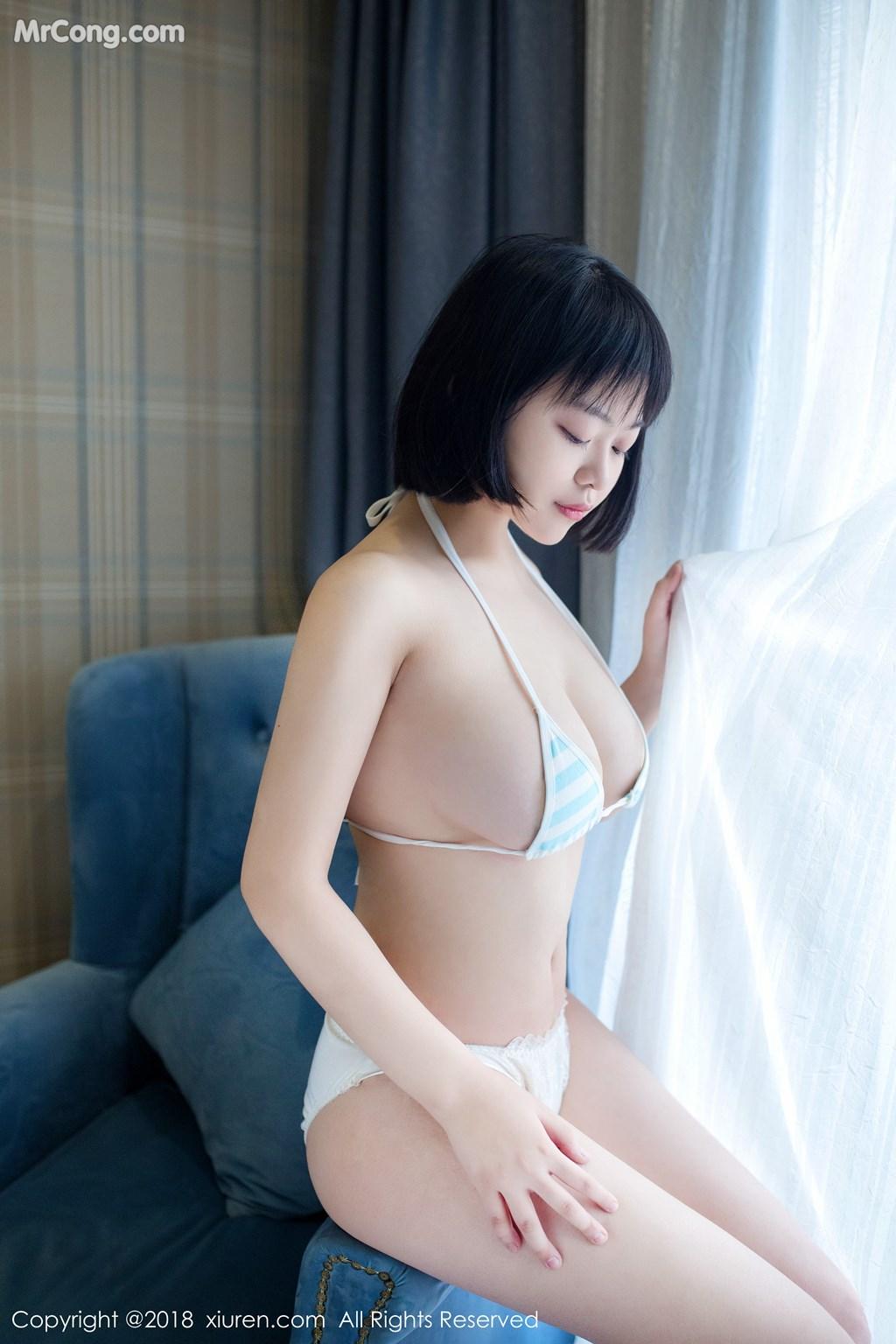 Image XIUREN-No.889-MrCong.com-009 in post XIUREN No.889: Người mẫu 赤间菀枫 (49 ảnh)