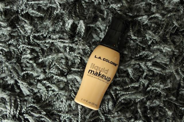 L.A. Colors Liquid Foundation Makeup Review & Demo by DaisiJoReviews.com