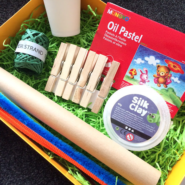 The creation station fun Arty box