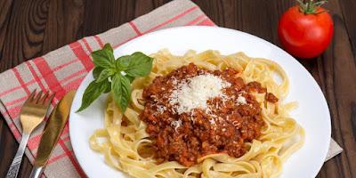Hal-Hal Unik Tentang Spaghetti Bolognese