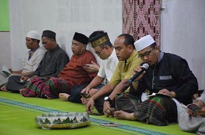 Doa Bersama Kapolres Tanjungpinang Bersama Jajaran Dan Warga
