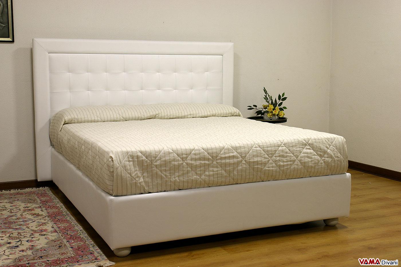 Vama divani blog luisa un nuovo letto entra nei - Letto contenitore senza testiera ...