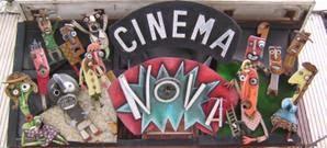 Cinéma Nova, Bruxelles (photo Jean-Claude Lalumière)
