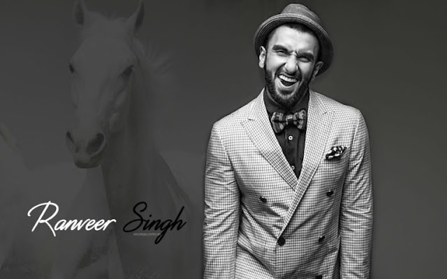Latest Ranveer Singh HD Desktop Wallpapers