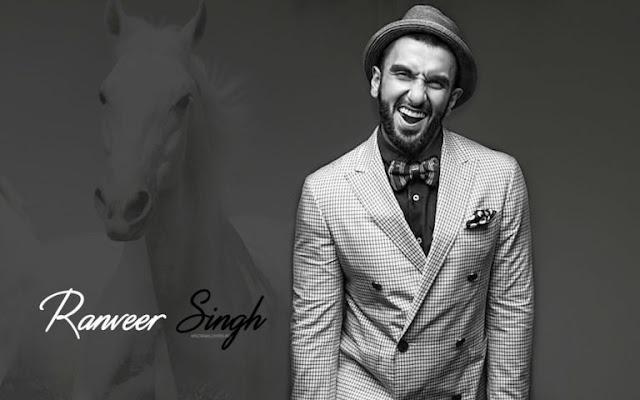 Latest Ranveer Singh HD Desktop Wallpapers