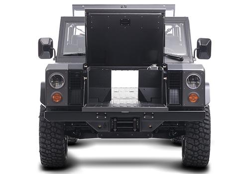 www.Tinuku.com Bollinger B1 4x4 electric truck