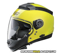 N44 Trilogy Hi Vis Helmet