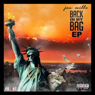 Jae Millz - Back In My Bag (EP) (2017) - Album Download, Itunes Cover, Official Cover, Album CD Cover Art, Tracklist