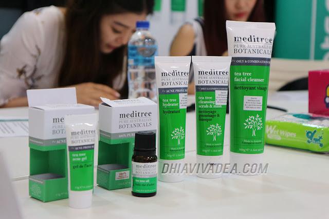 5 Produk Meditree Tea Tree 100% Guna Bahan Organik Untuk Kulit Cantik