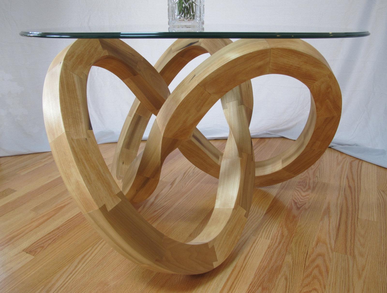 Digital Fabrication For Designers Torus Knot Table