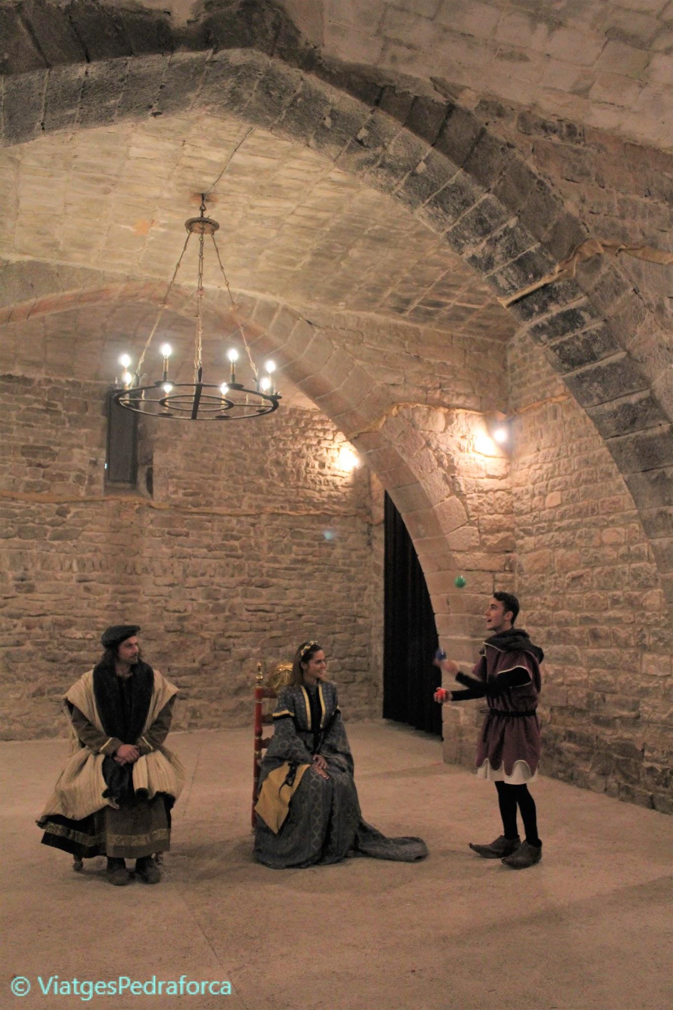 Ruta medieval pel Bages, patrimoni cultural, art gòtic, Catalunya