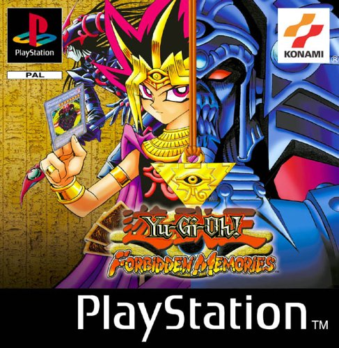 ROMs - Yu-Gi-Oh! - Forbidden Memories (Português) - PS1 - ISOs Download