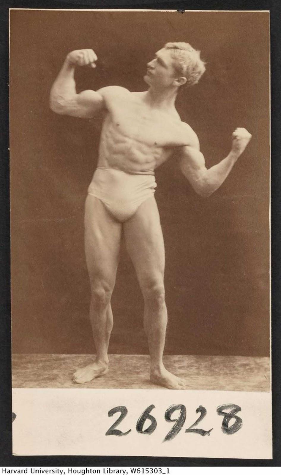 Bernarr Macfadden, c. 1918.