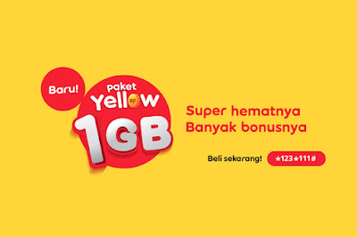 Paket Internet Indosat