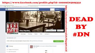 Akun Facebook Syiah 191-200