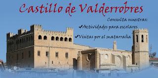 Castillo%2Bde%2BValderrobres%2Bcon%2Bactividades - Valderrobres