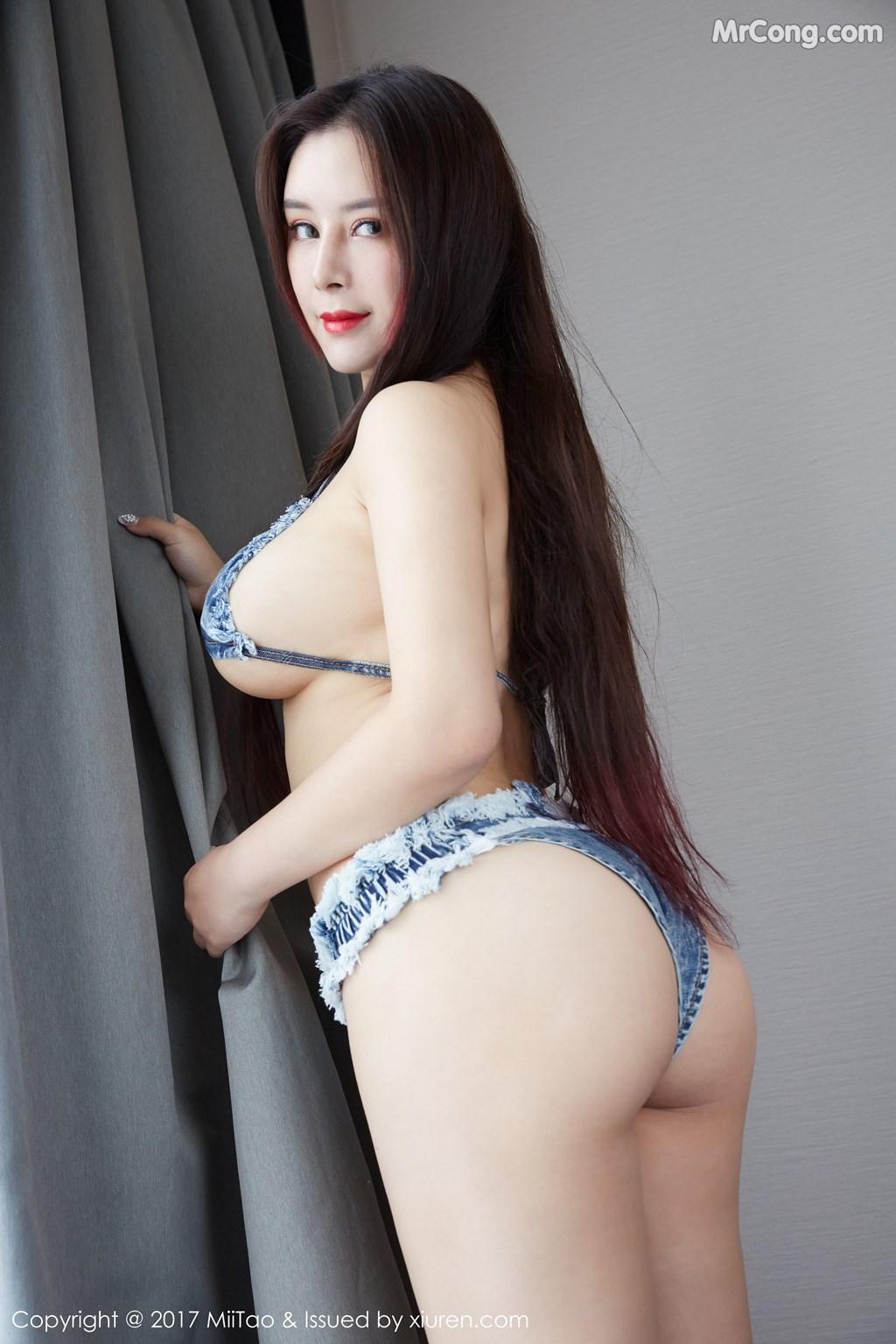 Image MiiTao-Vol.082-Xue-Qian-Xun-MrCong.com-007 in post MiiTao Vol.082: Người mẫu Xue Qian Xun (雪千寻) (51 ảnh)