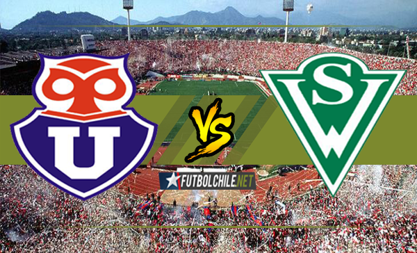 Universidad de Chile vs Santiago Wanderers