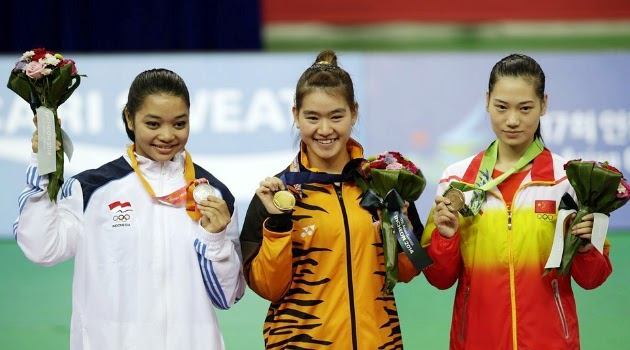 Refusing to Give Gold Medal Malaysia to Indonesia