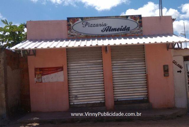 Ibicoara: Pizzaria é assaltada a mão armada