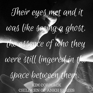 Kim Cormack - Children of the Ankh Series