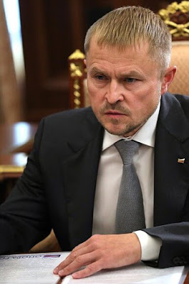 President of OPORA Russia public association Alexander Kalinin.