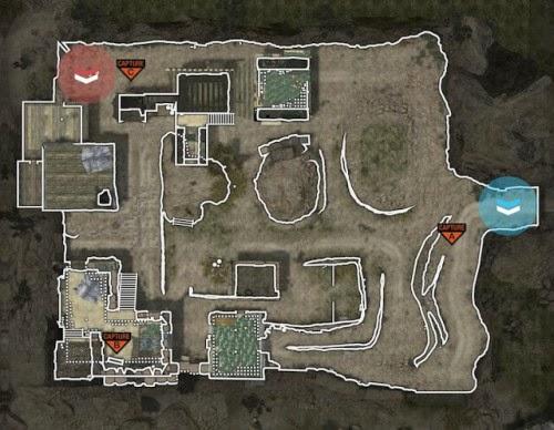 MW3: Maps