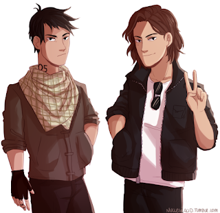 http://nucleicacid.tumblr.com/post/115314247786/nathan-and-gabriel-from-half-bad-because-there