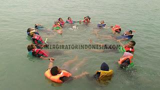 paket tour murah snorkeling tanjung lesung