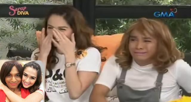 Watch Marian Rivera Recalls Boobay Stroke In Tears #BFFGoals
