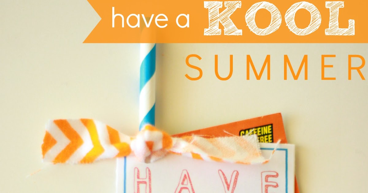 photo relating to Have a Kool Summer Printable called Larissa Yet another Working day: Incorporate a \