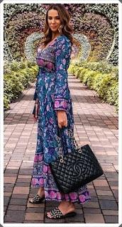 Elişi Elbise Modelleri - Moda Tasarım 12
