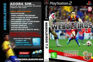 Weboleiros 7.2: PS2 Download games grátis
