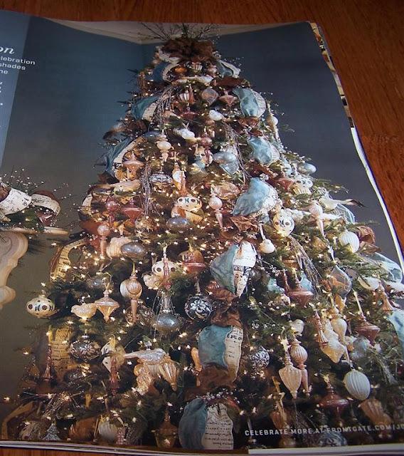 Christmas Tree Inspiration 2017: Perennial Passion: Christmas Tree Inspiration